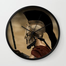 Leonidas  Wall Clock