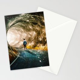 Into The Night Stationery Cards