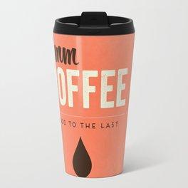 Mmm Coffee Travel Mug