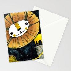 Debajo de las Estrellas Print Stationery Cards