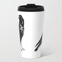 Lone Raven Travel Mug