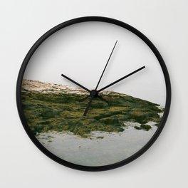 island fog Wall Clock