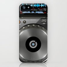 music  iPhone (5, 5s) Slim Case
