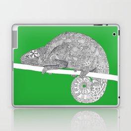 Green-Chameleon Laptop & iPad Skin