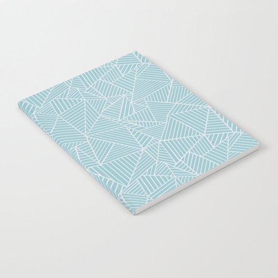 Ab Lines Salt Water Notebook