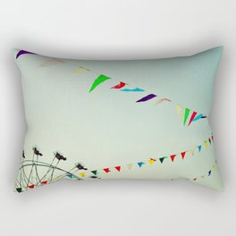 summer festival Rectangular Pillow