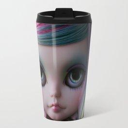Sweet Death Shinigami (Ooak BLYTHE Doll) Travel Mug