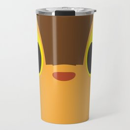 Catbus Block Travel Mug