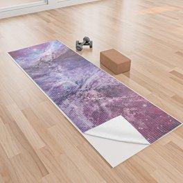 Orion Nebula Yoga Towel