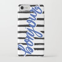 bonjour iPhone & iPod Cases featuring Bonjour! by magicmaia