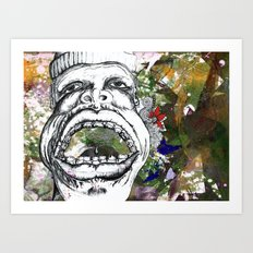 Sole Art Print