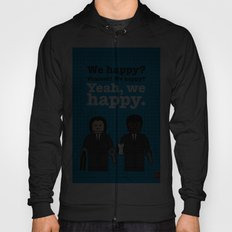 My Pulp Fiction lego dialogue poster Hoody
