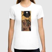gustav klimt T-shirts featuring Klimt´s Judy Collage 2 by Marko Köppe