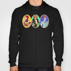 Glam Bowie 2 Hoody