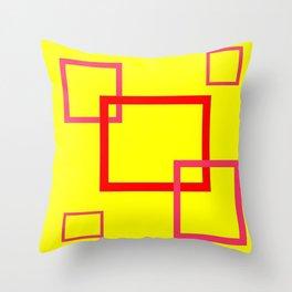 easy edge  (A7 B0118) Throw Pillow
