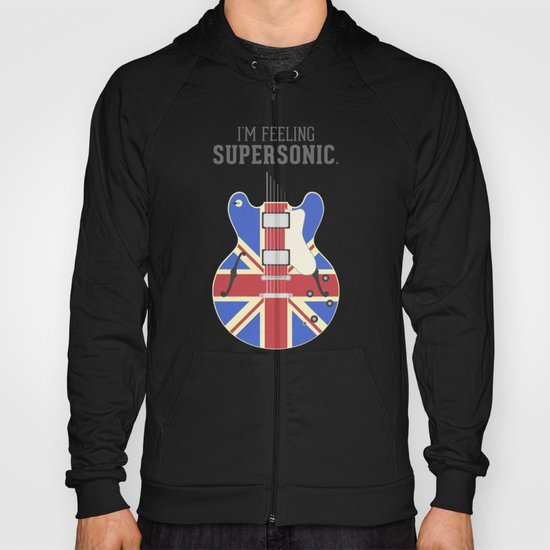 Supersonic Hoody