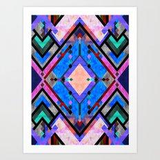 Tarot 1A Art Print