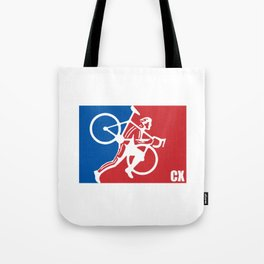 Cyclocross All-Star Tote Bag