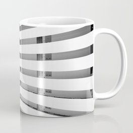 Folded Lines Coffee Mug