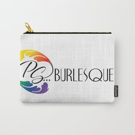ps...burlesque logo Carry-All Pouch