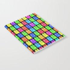 Pixel Gummy Bears Notebook