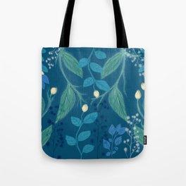 Floral Nature Tote Bag