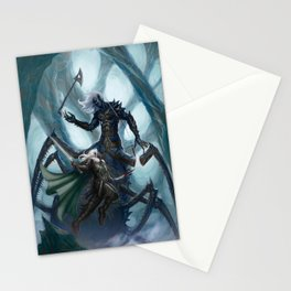 Drizzt Stationery Cards