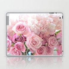 Pink Bouquet of Roses Laptop & iPad Skin