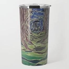 Jungal - Jungle Forest Travel Mug