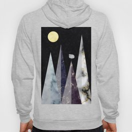 Marbled Mountains Hoody