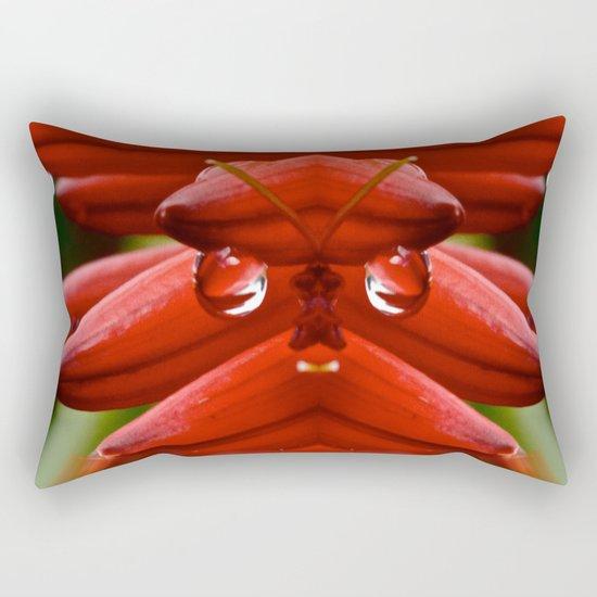 Crying Aloe Rectangular Pillow