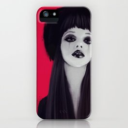 Asja iPhone Case