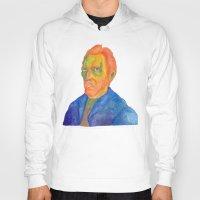 van Hoodies featuring Van  Gogh by gunberk