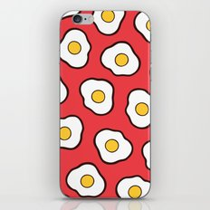 Fried Eggs Pattern iPhone & iPod Skin