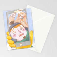 Ieti Selfie Stationery Cards