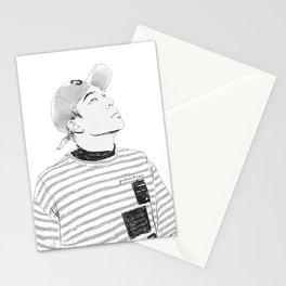 jooheon (monsta x) Stationery Cards