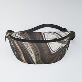 Melted Alps Fanny Pack