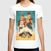 mad max T-shirts featuring Mad Max by marclafon