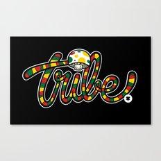 TRIBAL CHRONIC Canvas Print
