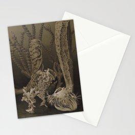 Vintage Sea Sponges Stationery Cards