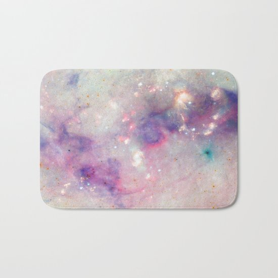 The colors of the galaxy Bath Mat