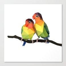 Love Bird. Canvas Print