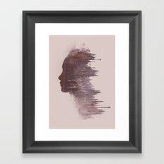 Mater Matris Framed Art Print