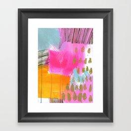 haptic Framed Art Print