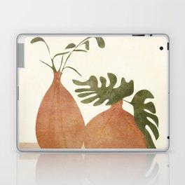 Two Living Vases Laptop & iPad Skin