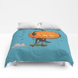 The Skater Pumpkin Comforters