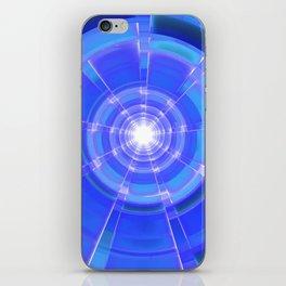 Sapphire Scope iPhone Skin