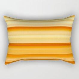 summer time striped pattern Rectangular Pillow
