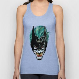 Joker - Darkest Knight  Unisex Tank Top
