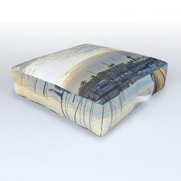 Sail Away Outdoor Floor Cushion